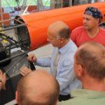 """""""ХелиКо Групп"""" организовала курсы по подготовке инженерно-технического состава по техническому обслуживанию и ремонту вертолетов Robinson R44 и R66."""