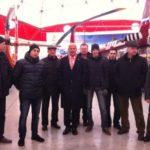 Заводские курсы по ТОиР вертолетов R44, Robinson 2013