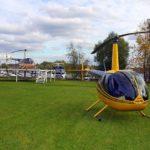 В Подмосковье вертолетное такси будет становиться все популярнее