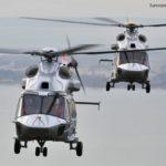 Компания Eurocopter получила два твердых заказа на вертолет EC 175 в VIP-конфигурации